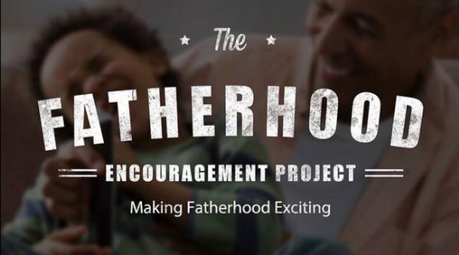 Fatherhood Encouragement Project announces awards banquet